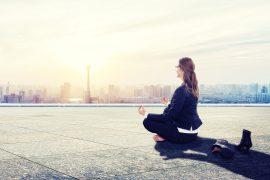 Meditation für Firmen